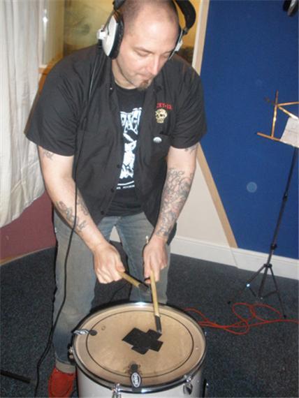 Luna Vegas - Jungle drums Dec 2005 - Western Star Recording