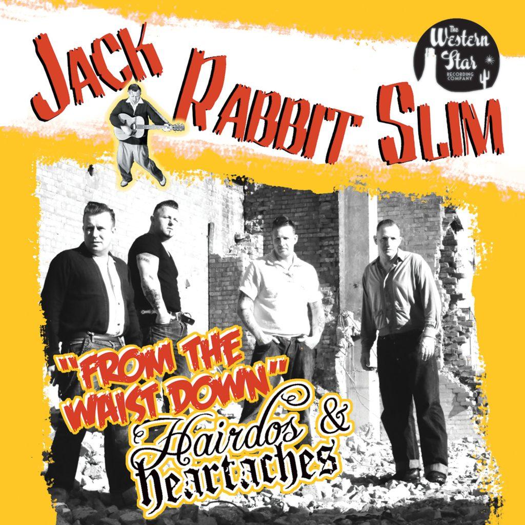 jack rabbit slim - two on one cd