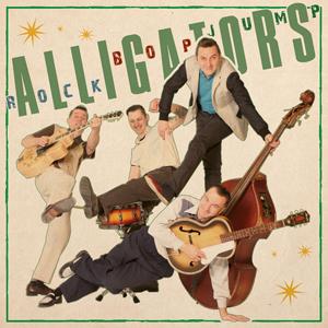 The Alligators - Rock, Bop, Jump!