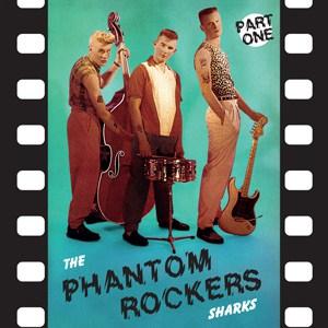 The Sharks - Phantom Rockers Part 1 10-Inch Mini Album (Coloured Vinyl)