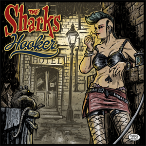 The Sharks - Hooker Coloured