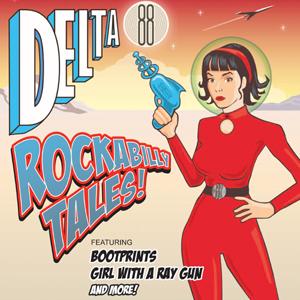 Delta 88 - Rockabilly Tales