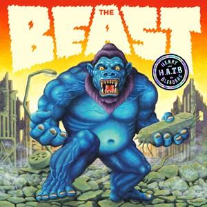 Henry & The Bleeders - The Beast 10-Inch Mini Album (Coloured Vinyl)