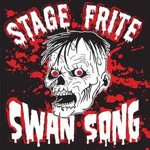 Stage Frite - Swan Song 10-Inch Mini Album (Coloured Vinyl)