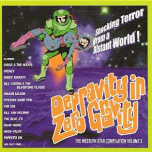 Various Artists  - Depravity In Zero Gravity