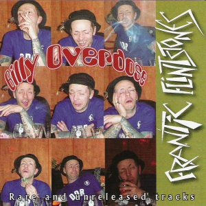 The Frantic Flintstones - Billy Overdose