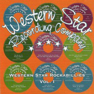 Various Artists  - Western Star Rockabillies Vol. 1