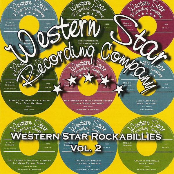 Various Artists  - Western Star Rockabillies Vol. 2