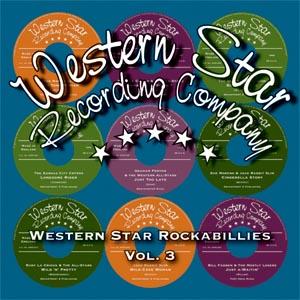 Various Artists  - Western Star Rockabillies Vol. 3