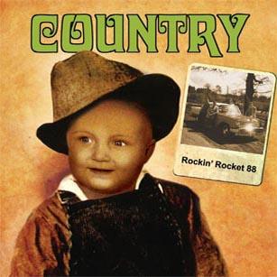 Rockin' Rocket 88 - Country