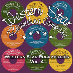 Various Artists  - Western Star Rockabillies Vol. 4