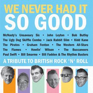 Various Artists  - We'd Never Had It So Good Vol. 1