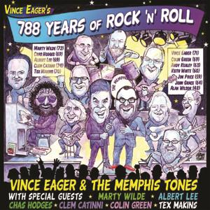 Vince Eager - 788 Years Of Rock N Roll