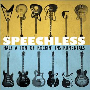 Various Artists  - Speechless ?? Half a Ton Of Rockin' Instrumentals