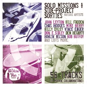 Various Artists  - Solo Missions & Side-Project Sorties