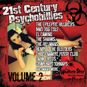 Various Artists  - 21st Century Psychobillies Vol. 2
