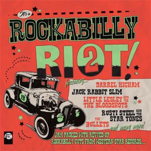 Various Artists  - Its a Rockabilly Riot Vol. 2
