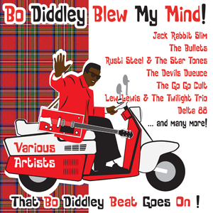 Various Artists  - Bo Diddley Blew My Mind!