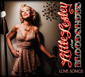 Little Lesley & The Bloodshots - Love Songs CD Album