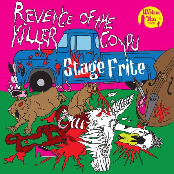Stage Frite - Revenge Of The Killer Coypu CD Album