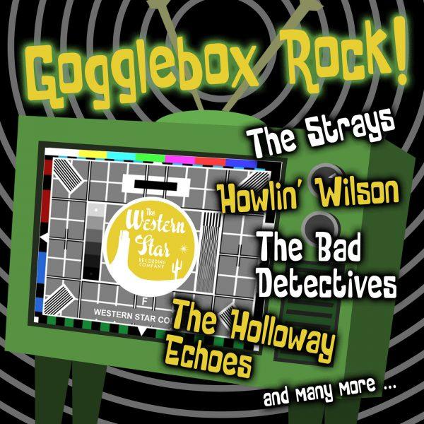 WSRC166 - Gogglebox Rock Compilation CD