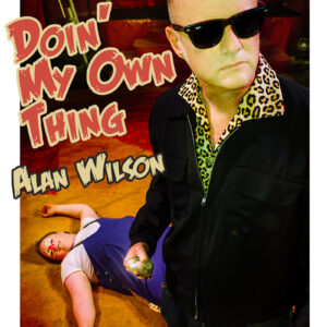 Alan Wilson Autobiography
